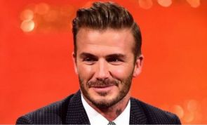 VIDEO: This dude spent $26,000 to look like David Beckham... and this is the result