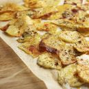 How to make incredibly easy, guilt-free microwave chips