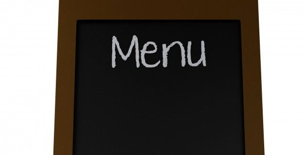 Plan your menus