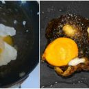 Kitchen HACK: How to Fry Perfect Sunny Side Eggs
