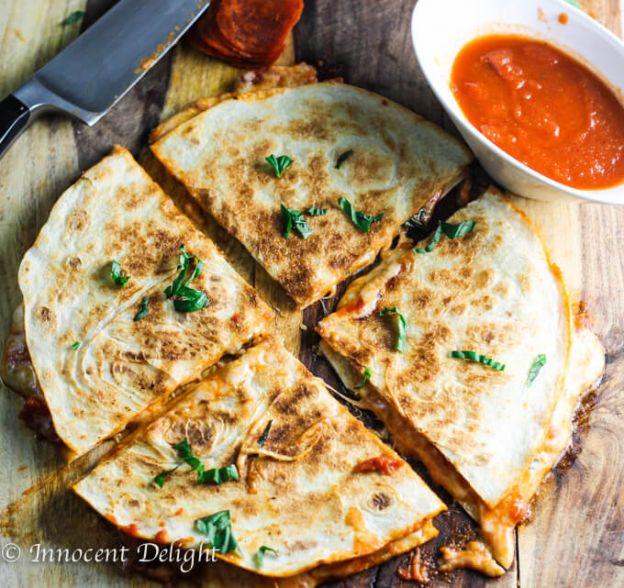 FAST 5: Easy, Cheesy Quesadilla Recipes Your Family Will Love