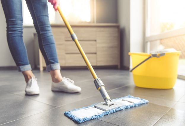 How To Clean Tile Floors The Easy Way