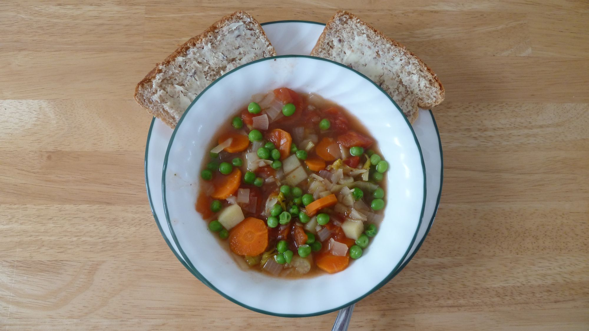 Delicious and easy vegetable soup recipes for Easy tasty soup recipes