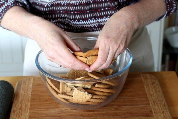 Break the cookies