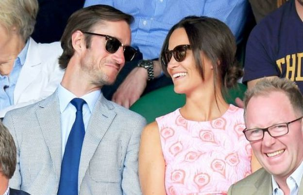 Only weeks to go till Pippa's wedding...