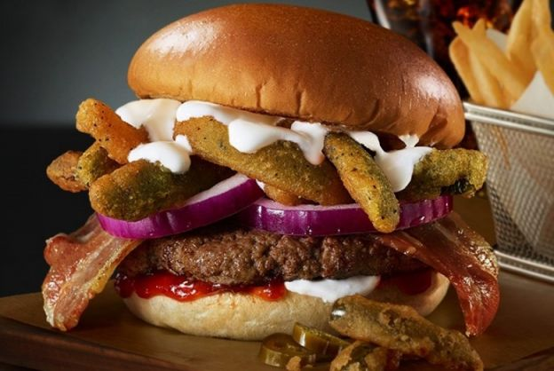 Jalapeno Onion Burger