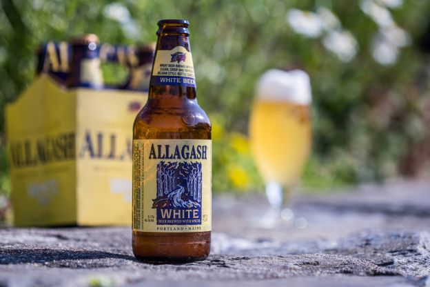 1. Allagash White Beer