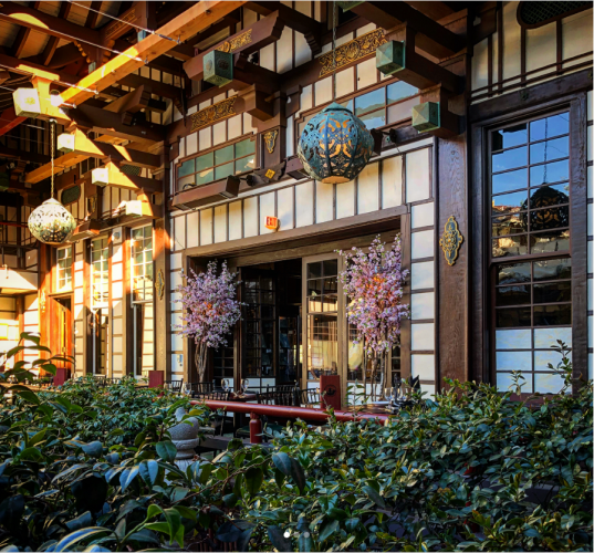Yamashiro (Los Angeles, CA)