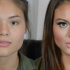 Contouring: before and after