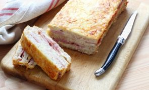 This Croque Cake is a Crowd-Friendly Version of the French Classic