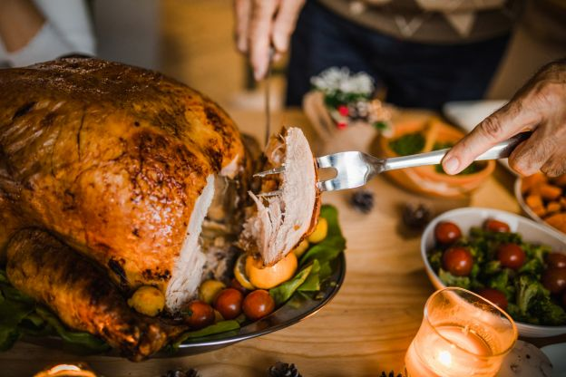 Turkey Hacks from Celebrity Chefs