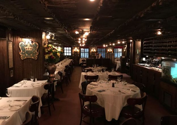 Keen's Steakhouse - New YOrk, NY