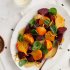 Simple Roasted Beets And Citrus