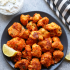 Buffalo Sauce + Cauliflower