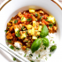 30-Minute Pineapple Red Curry Chicken Stir Fry