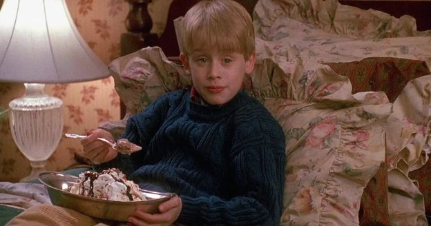 Home Alone 2: Lost in New York - Kevin McCallister's Ice Cream Sundae
