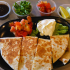 Baja Fresh Chicken Quesadilla
