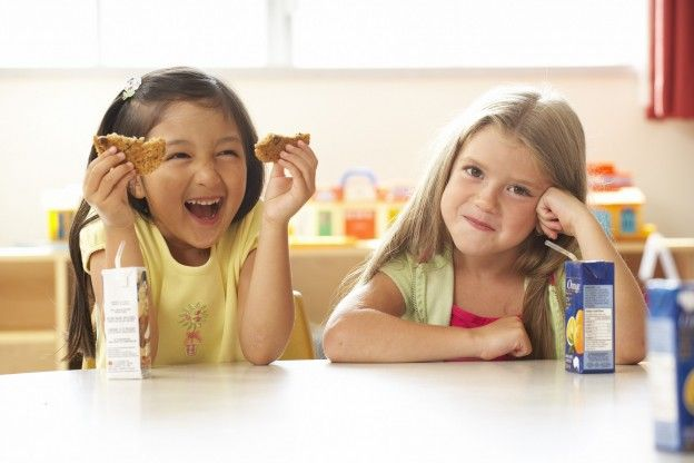 Cure your kids' afternoon hunger pangs