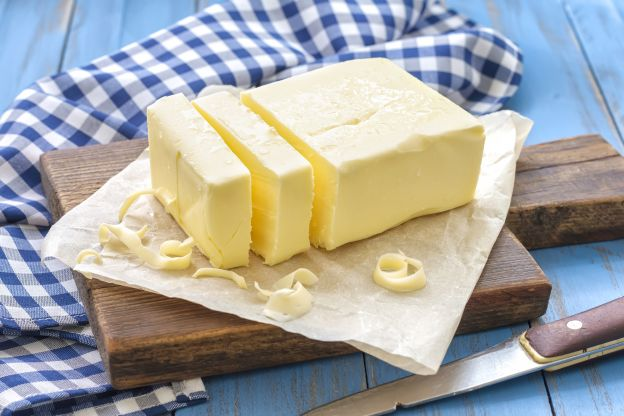 Pre-Cut Your Butter For Cooking