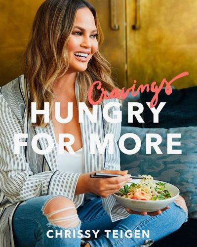 Chrissy Teigen - Cravings, Cravings: Hungry for More