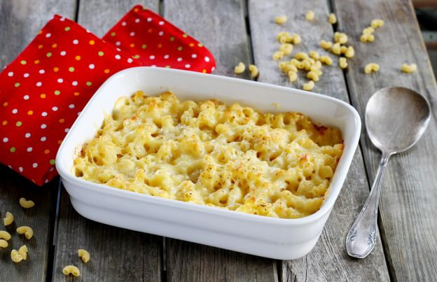 Easy Cheesy Pasta Bake