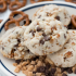 Pretzel toffee shortbread cookies