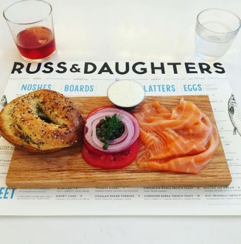 Russ & Daughters Cafe - New York, NY