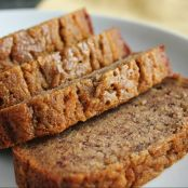 Easily Adaptable Banana Bread Recipe