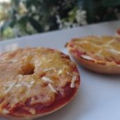 Bagel Pizza