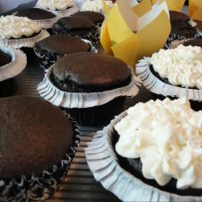 Easy Chocolate Cupcakes