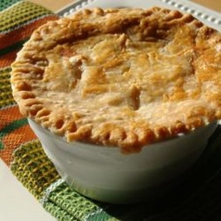 Weeknight Easy Chicken Pot Pie
