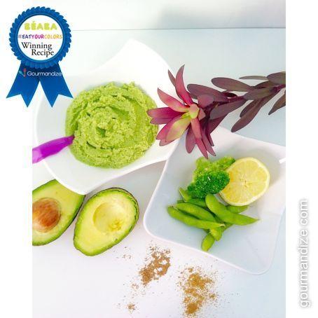 Avocado broccoli edamame recipe 495 avocado broccoli edamame forumfinder Image collections