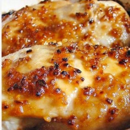 Baked Garlic Brown Sugar Chicken Recipe 4 5