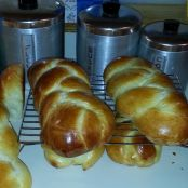 Choreg (Armenian Easter Bread)