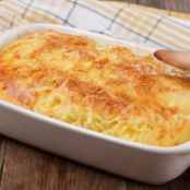 Cheese Crozet Pasta Bake