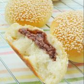 Pastry with Bean Paste