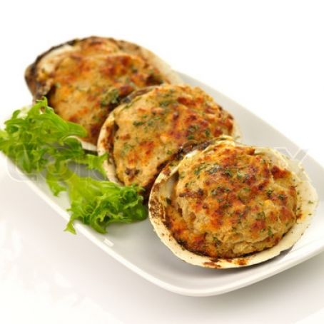 Baked Stuffed Clams Recipe - (4.2/5)