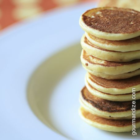 Thermomix blinis