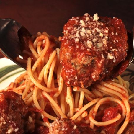 Meatball Nirvana Recipe - (4.8/5)