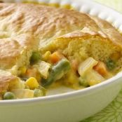 Easy Winter Chicken Pot Pie