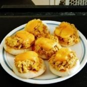 Spicy Mini Tuna Melts
