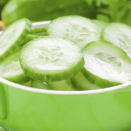 Cucumbers in Sour cream Recipe - (4/5)