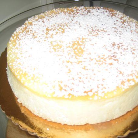 Tippyu0027s Light And Creamy Cheesecake