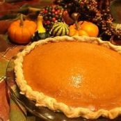 Yummy Pumpkin Pie