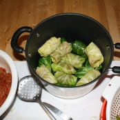 Stuffed Cabbage - Step 5