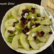 Apple Gorganzala Salad (copycat recipe)