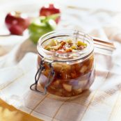 Apple and Green Pepper Chutney