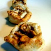 Decadent Apple Pie Bites