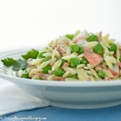 Bacon & Crab Pasta Salad