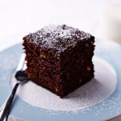 Chocolate Snacking Cake